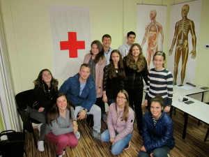 Red Cross Youth Targovishte